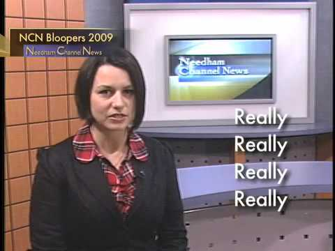 Needham Channel News Bloopers 2009.mov
