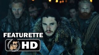 "GAME OF THRONES S07E05 Official Featurette ""Inside the Episode"" (HD) Kit Harrington HBO Series SUBSCRIBE for more TV ..."