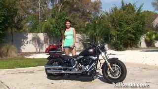 7. Used 2012 Harley Davidson Softail Slim Motorcycles for sale - Tampa, FL