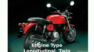 8. motosheets - 2008 Ducati SportClassic Sport 1000 S Features and Specification