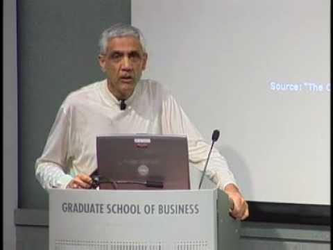[Video-Khosla: Green Tech Must First Make Economic Sense]