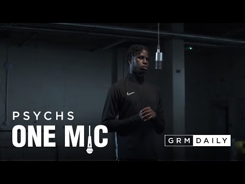 Psychs – One Mic Freestyle | GRM Daily