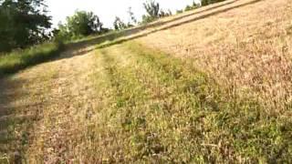9. Arctic Cat 650 Hay Field