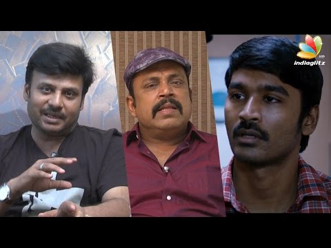 Pantry-worker-character-fits-perfectly-for-Dhanush--Prabhu-Solomon-Interview-Thodari-Making