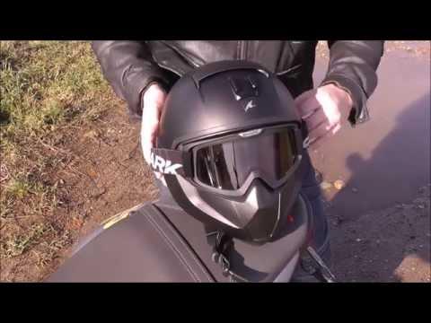 Shark Vancore: recensione casco di HDmotori