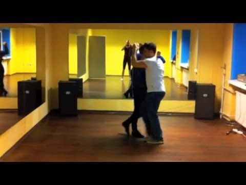 Eryk & Karolina - Advanced hot Kizomba moves (видео)
