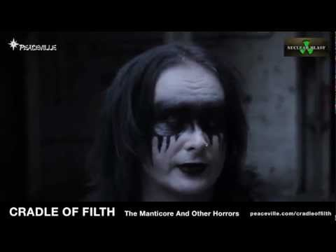 CRADLE OF FILTH - Dani Discusses The Cradle Genesis (THE MANTICORE AND OTHER HORRORS)