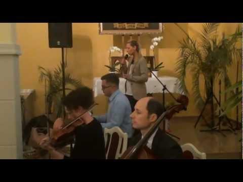 Oprawa mszy ślubnej- wokal, skrzypce, organy