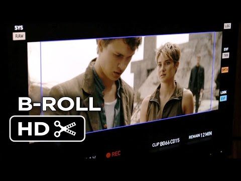 The Divergent Series: Insurgent (B-Roll 1)