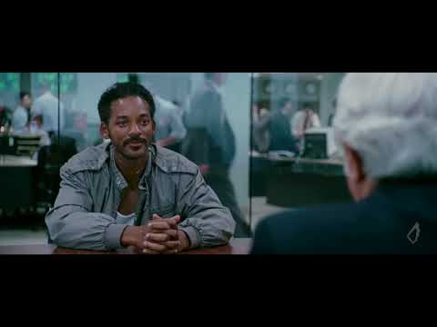 The Pursuit Of Happyness   Internship Interview   WingClips HD