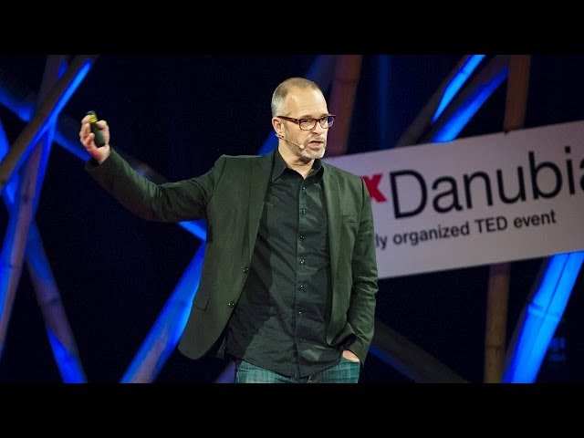 Synthetic Virology:Andrew Hessel at TEDxDanubia 2014