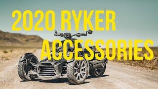 9. 2020 Can-Am Ryker Accessories Walkthrough