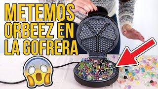 Video ¿PUEDES METER ORBEEZ EN LA GOFRERA? MP3, 3GP, MP4, WEBM, AVI, FLV Agustus 2018