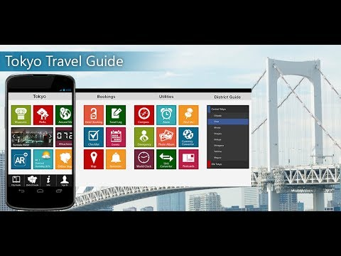 Video of Tokyo Travel - Pangea Guides