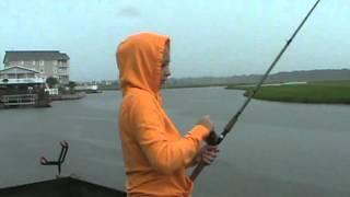 Quem Disse que Pescar Não É Emocionante?