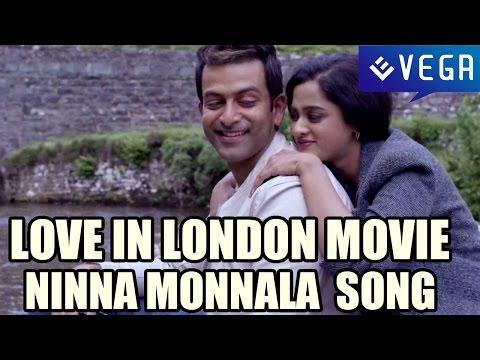 Love In London Movie - Ninna Monnala Song