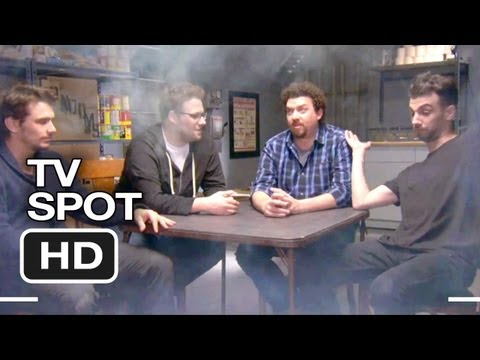 This Is the End TV SPOT - Happy 4/20! (2013) - James Franco, Seth Rogen Movie HD