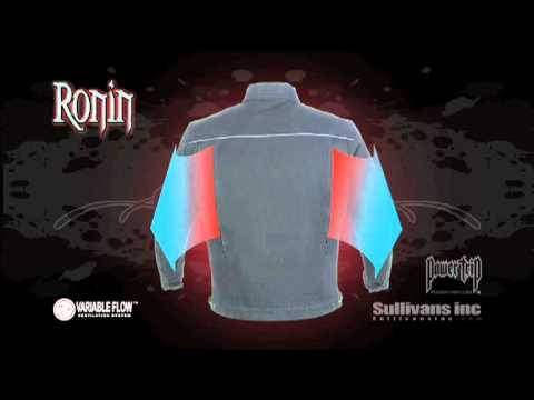 Power-Trip Ronin Motorcycle Jackets
