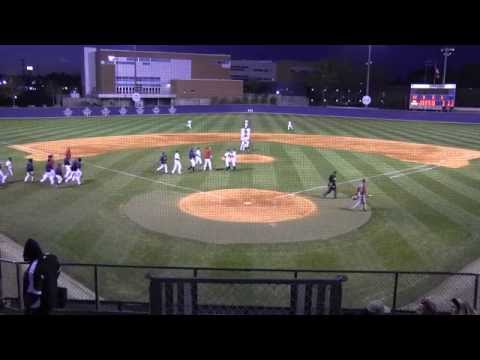 Postgame - Baseball vs. West Alabama, Game 1