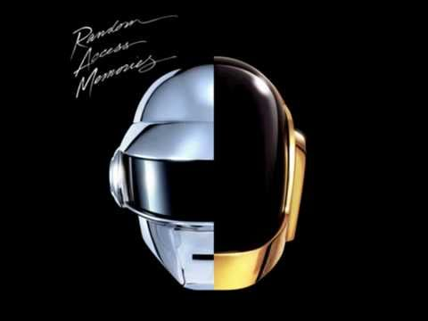 Purported Early Demo Of Daft Punk 'Random Access Memories' Track