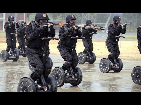 Đội Quân Kỳ Lạ Nhất TrênThế Giới Có Thế Bạn Chưa Biết!