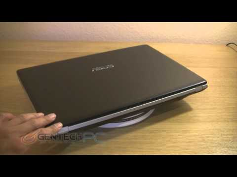 Product Showcase: Asus N56VZ Unboxing & Review