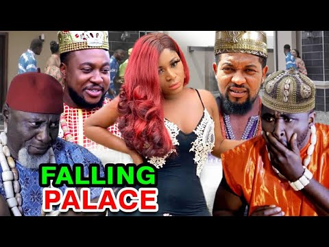 FALLING PALACE FINAL Season 7&8 - NEW MOVIE' Onny Michael / Destiny Etiko 2020 Latest Nigerian Movie