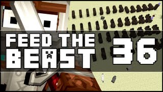 Minecraft Feed The Beast w/ Hermits - Episode 36: Magic&The Wither Boss Army!