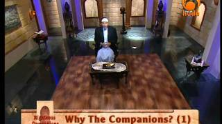 Righteous Companions - Why The Companions (1) By Sh Karim Abu Zaid