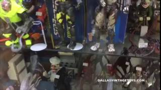 DVT Talks 06/28/17 LIVE - NECA Predator / Alien Action Figure CollectionDallas Vintage Toys is a vintage toy store in Dallas Texas specializing in toys from the 70's, 80's ad 90's! The biggest genre of toys in the store is STAR WARS of which every generation from 1977-2015 is available and in stock! You have to stop by and see it for yourself at 12052 Forestgate Dr, Dallas TX 75243, Phone 214-827-7060, or visit them online at www.dallasvintagetoys.com - WE BUY TOYS!
