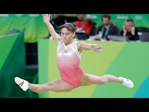 Video This 41-Year-Old Gymnast Has Competed at Every Olympic Game Since 1992 download in MP3, 3GP, MP4, WEBM, AVI, FLV January 2017
