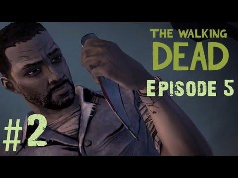 Прохождение The Walking Dead - Эпизод 5, Серия 2