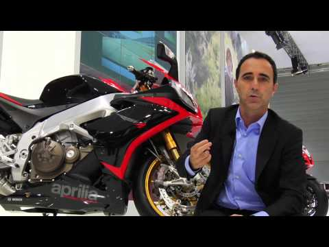 Aprilia RSV4 Factory APRC ABS - Tech overview (IT)