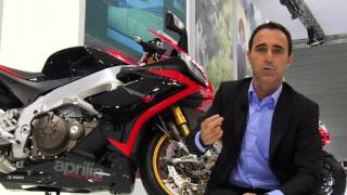 4. Aprilia RSV4 Factory APRC ABS - Tech overview (IT)