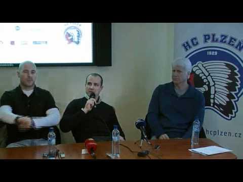 Tisk. konference HC Plzeň 1929 (3.3.2011) - 2.část