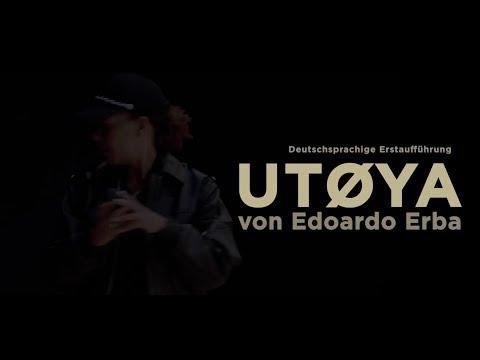 UTØYA von Edoardo Erba - Premiere 23.08.2017