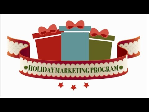 High Country Real Estate Holiday Marketing Program