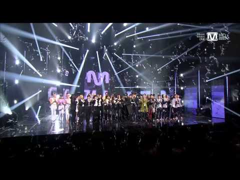 140313 M!Countdown – SNSD – Mr.Mr. + No.1 + Encore