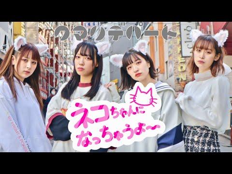 , title : 'ネコちゃんになっちゃうよ〜/ クマリデパート MUSIC VIDEO'