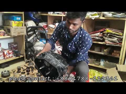 Pulsar As 150 full engine repair.....