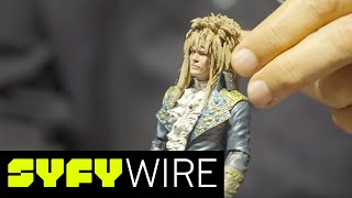Todd McFarlane, CEO of McFarlane Toys, shows off a figure from his Labyrinth lines and talks about what goes into making a figure.►►Subscribe To SYFY Wire: http://po.st/SubscribeSYFYWireMore About Mcfarlane Toys: McFarlane Toys, a subsidiary of Todd McFarlane Productions, Inc., is a company founded by comics creator Todd McFarlane that makes highly detailed models of characters from movies, comics, popular music, video games and sporting genres. McFarlane has attracted both acclaim and criticism for offering a select range of action figurines that graphically depict torture, mutilation, bondage, and murder.SYFY WIRE is a fan-first genre news and editorial destination dedicated to covering science fiction and nerd culture across TV, Film, Books, Comics, space and technology with up-to-the-minute news, in-depth analysis and content that drives conversation and debate.Visit SYFYWIRE.com: po.st/SYFYWIREFind SYFYWIRE on Facebook: po.st/LikeSYFYWIREFollow SYFYWIRE on Twitter: po.st/FollowSYFYWIREMcFarlane Toys Office Tour: Todd McFarlane, Labyrinth and the Making of a Figure  SYFY WIREhttps://www.youtube.com/channel/UC985XM8r_uh-_znGrj8HG9w