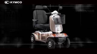 10. Kymco Agility Mobility Scooter