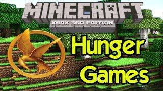 Minecraft (Xbox 360 Version) - Hunger Games - Part 1