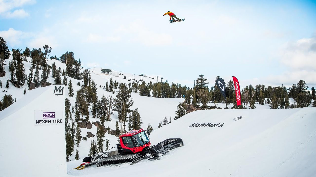 NEFF TAKES SUPERPARK 20