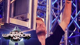 his Series 1 veteran knows his stuff, but that Salmon Ladder is an unpredictable mistress. So watch again as Toby Segar takes on the devilish Stage 2 of the ...