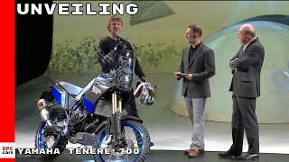 3. 2018 Yamaha Ténéré 700 World Raid & Super Ténéré Unveiling