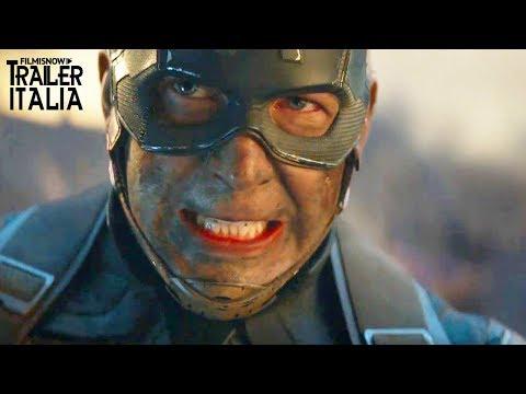 AVENGERS ENDGAME   Nuovo Trailer ITA del cinecomic Marvel