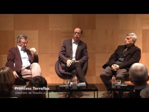 '¿Podem parlar de progrés?', amb Manuel Cruz i José Enrique Ruiz-Domènec