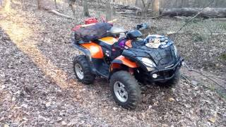 3. Review of LINHAI BIGHORN ATV for QuadCrazy forums