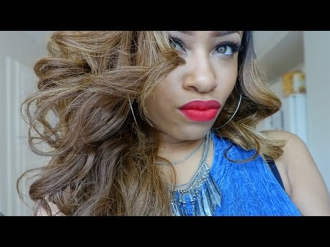 ready - Get ready with me: makeup, hair & outfit! Hair I'm Wearing- http://bit.ly/1DvGg8l (20